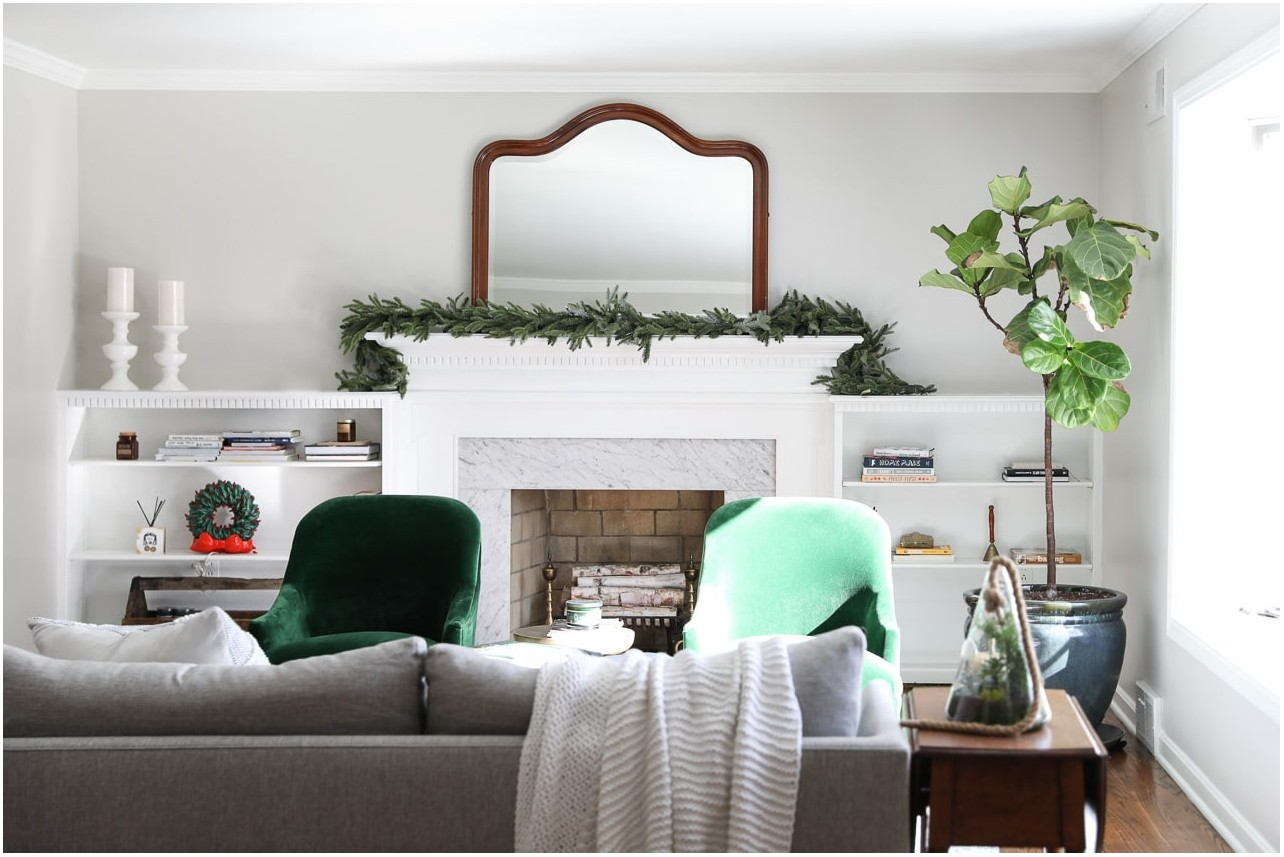 Agreeable Gray Paint Living Room