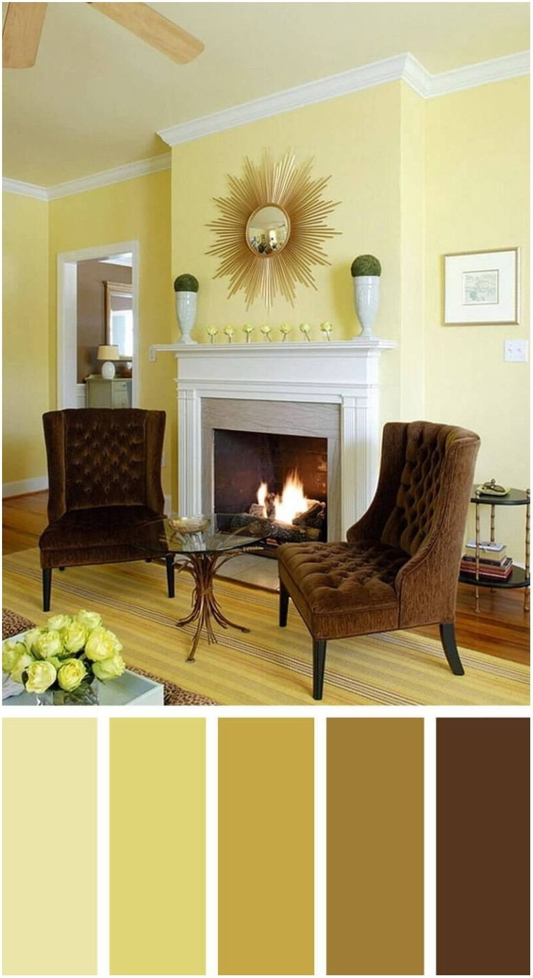 Beautiful Living Room Paint Color