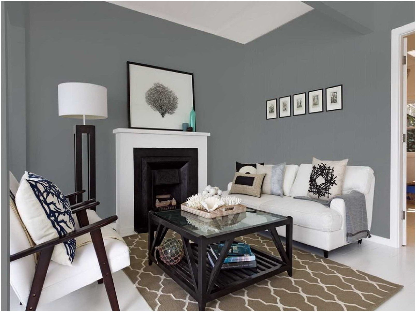 Behr Grey Paint For Living Room