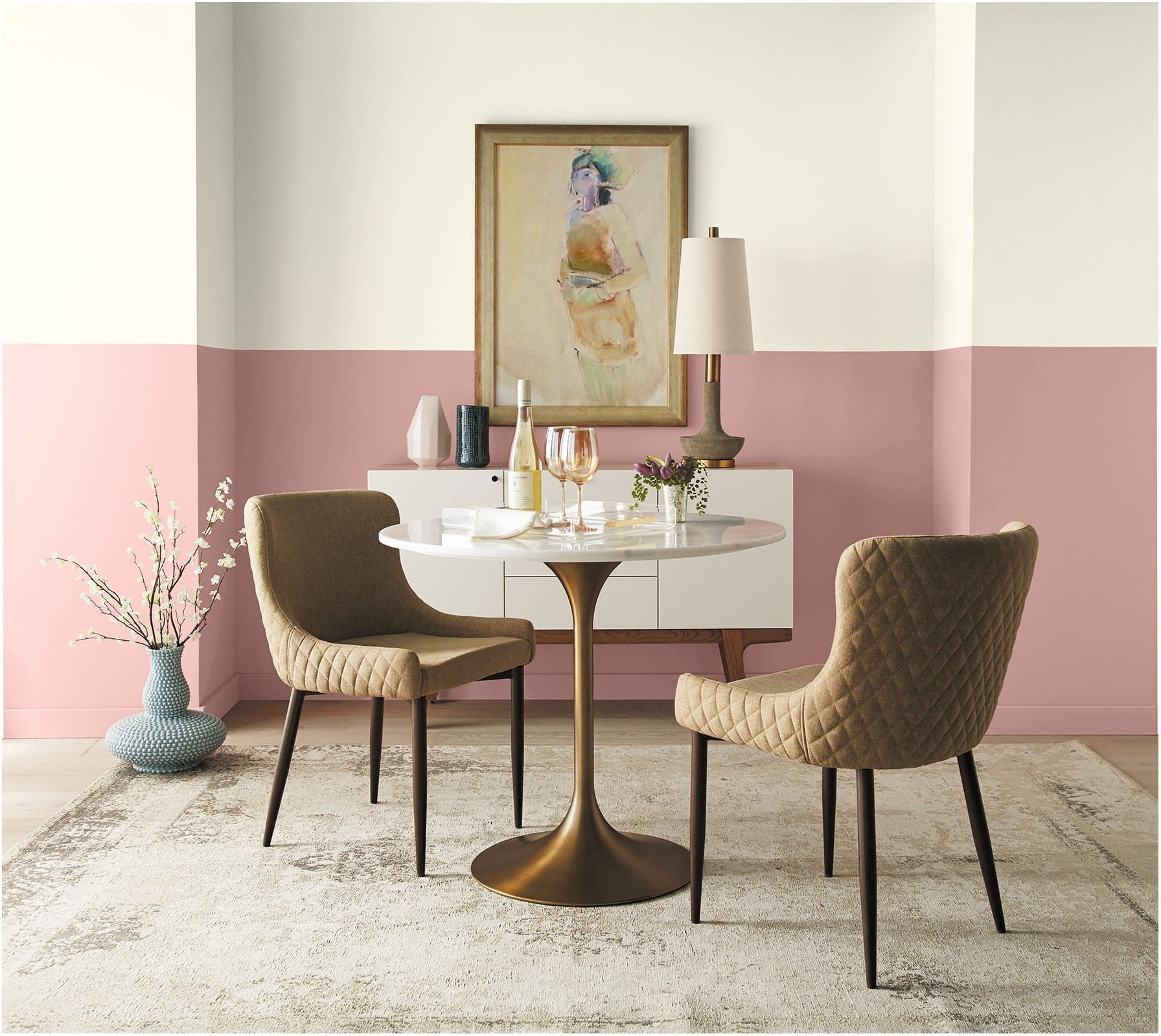 Color Your Living Room Painted