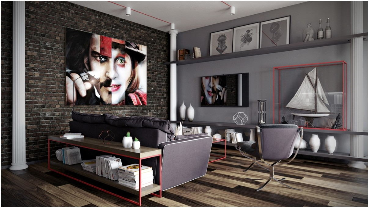 Face Painting In Living Room Ideas