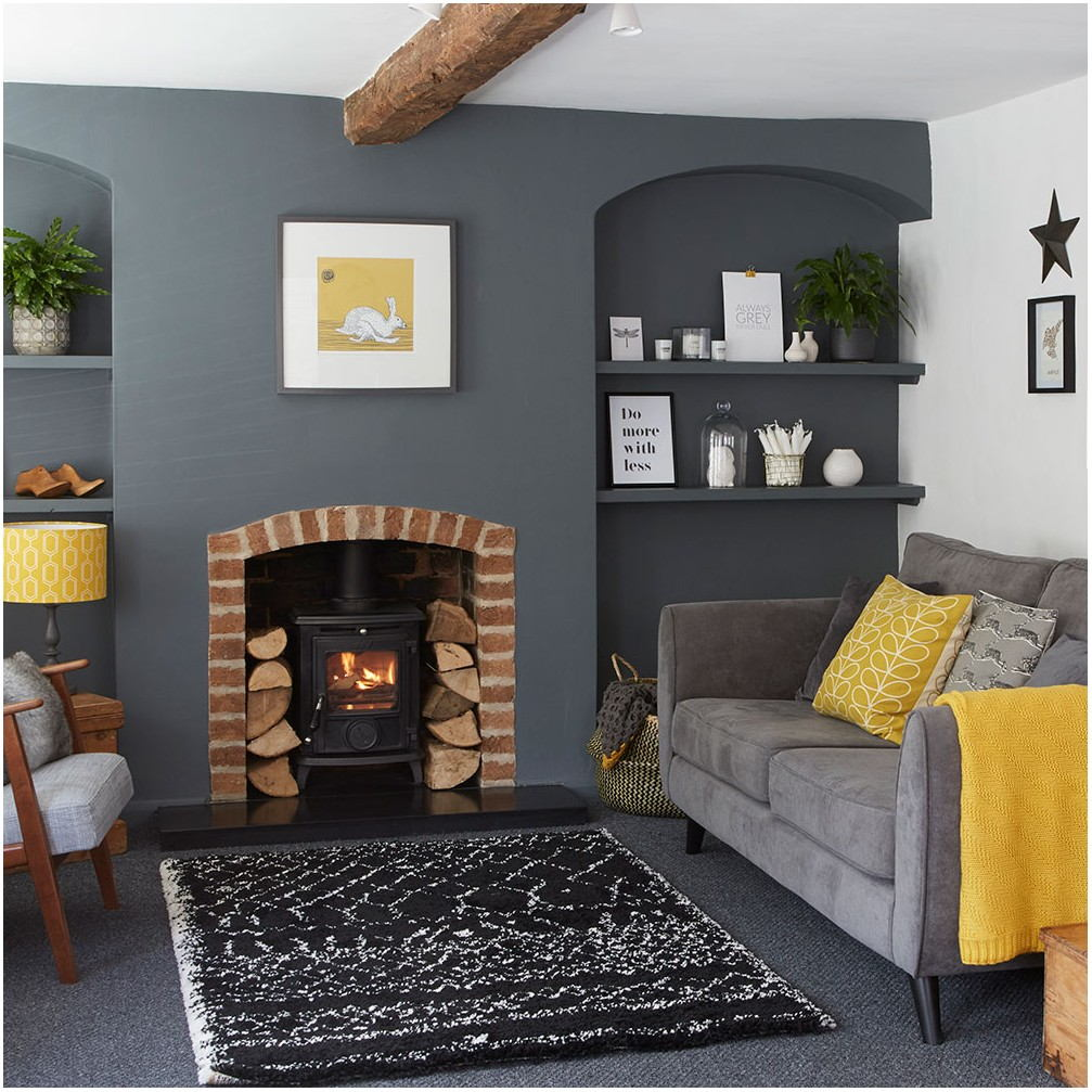 Grey Paint Living Room Inspiration Rooms