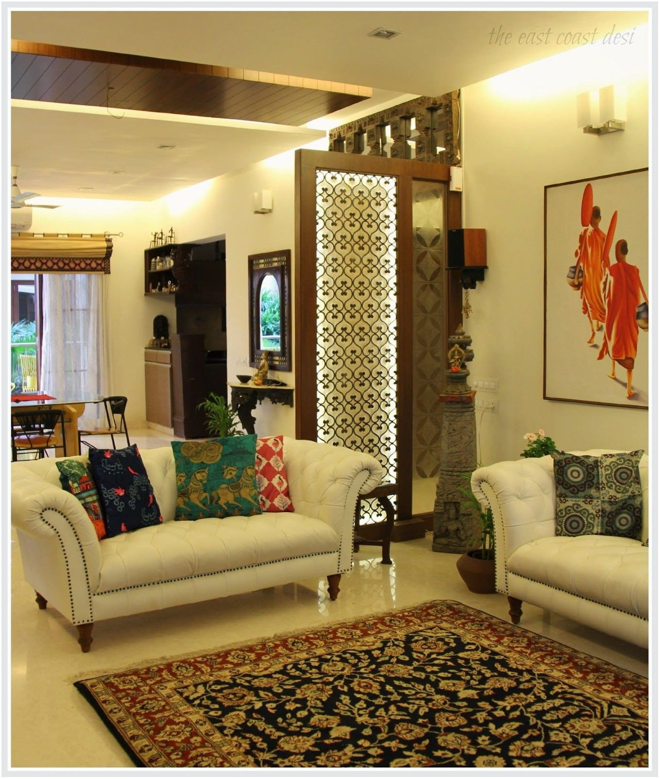 Indian Interior Design Photos Living Room