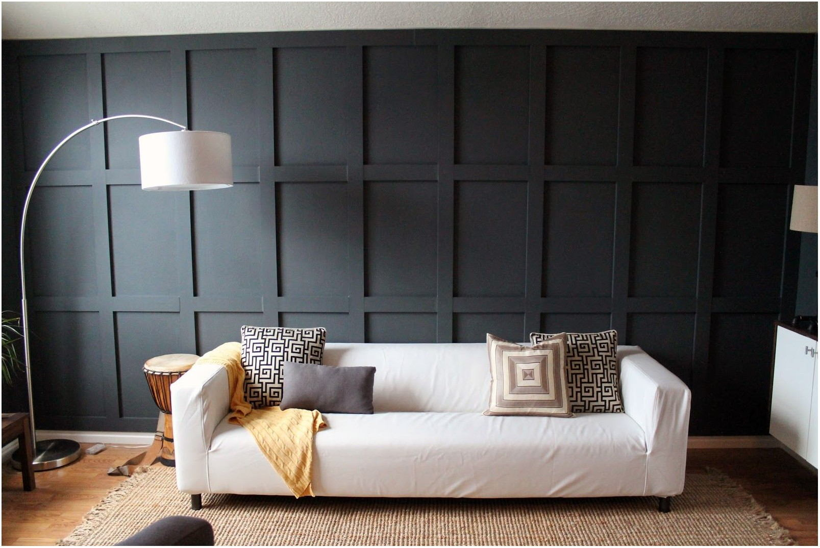 Interior Design Living Room Modern Contemporary Paneling