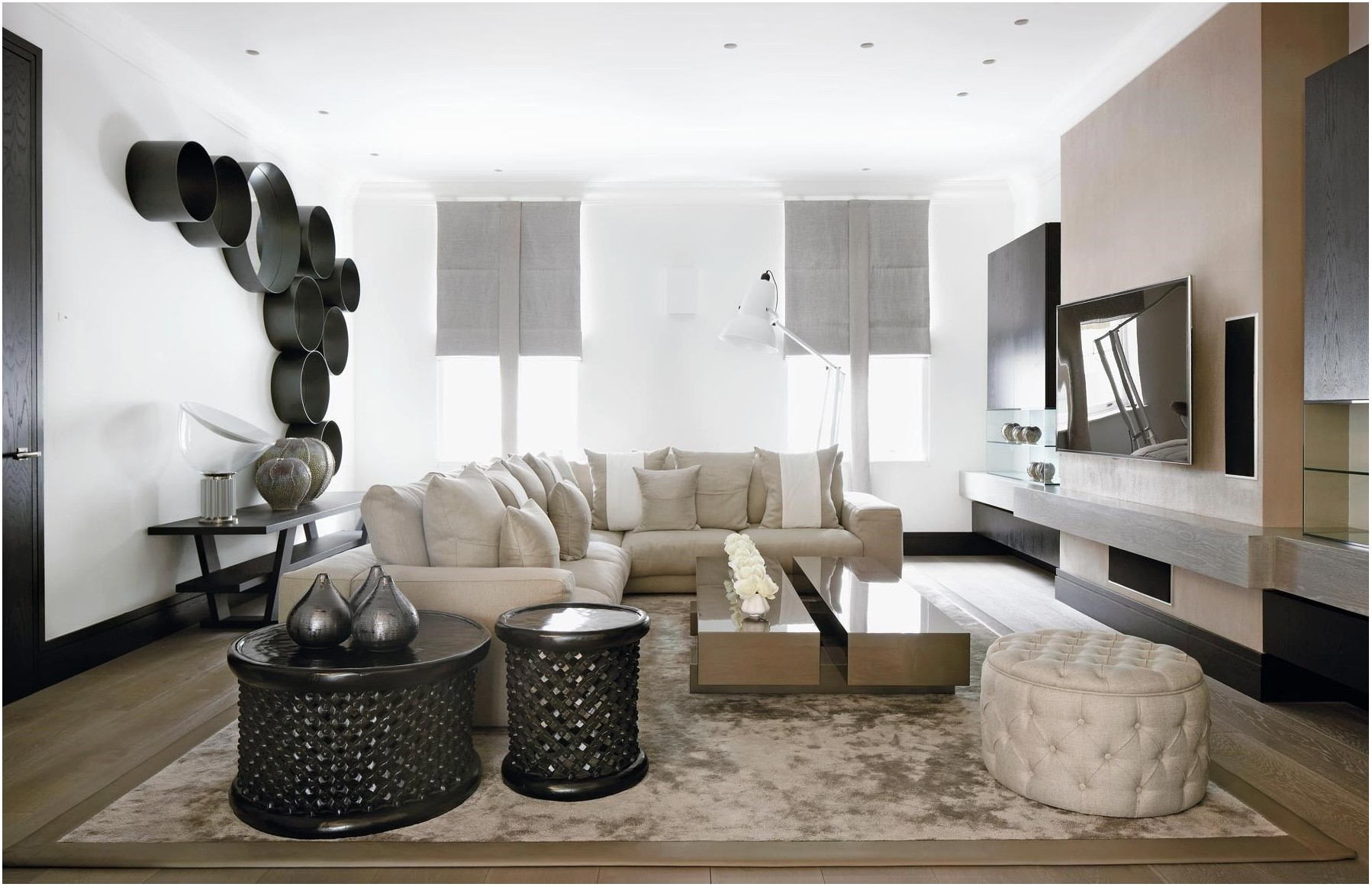 Kelly Hoppen Interior Design Living Room