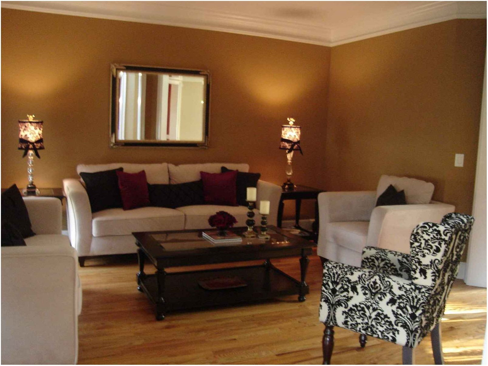 Light Brown Paint Colors For Living Room