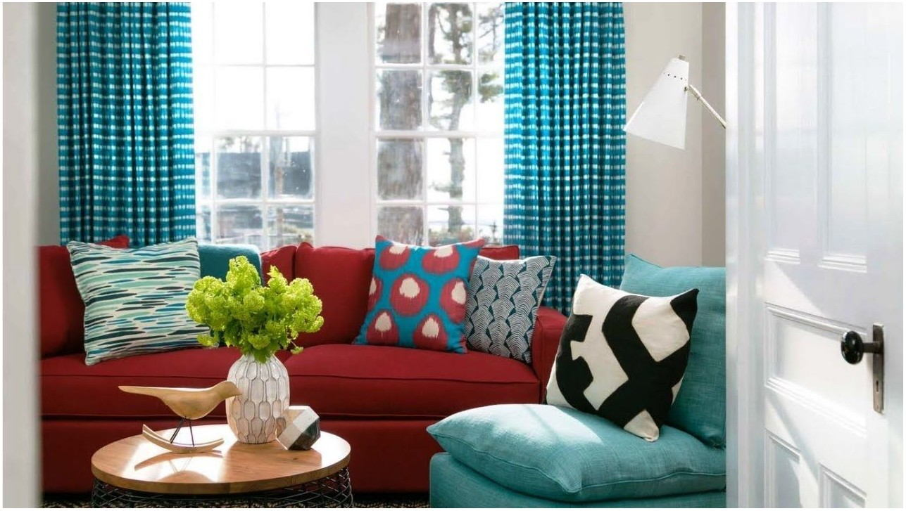 Light Turquoise Paint Living Room