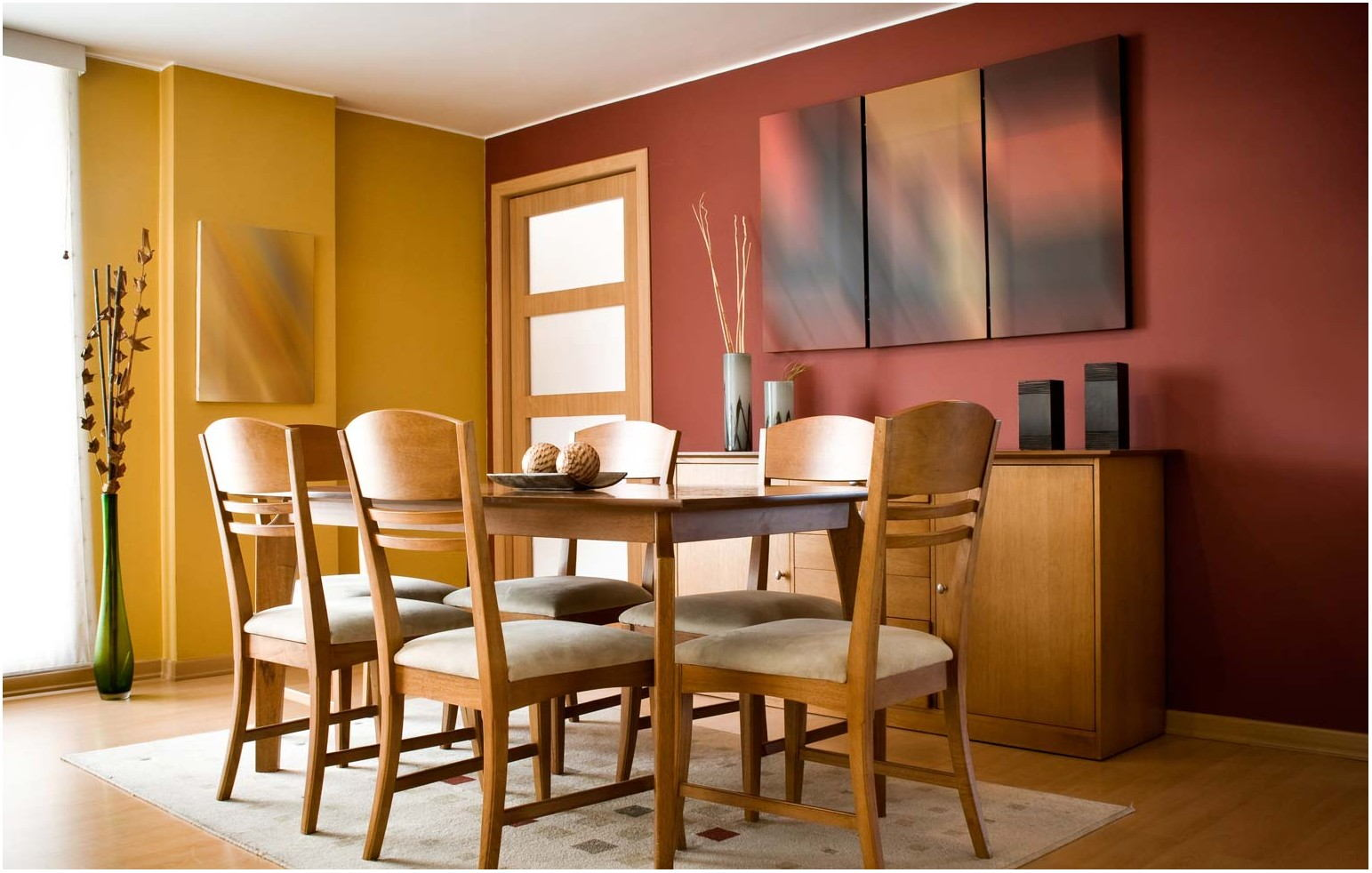 Living Room And Dining Room Paint Ideas
