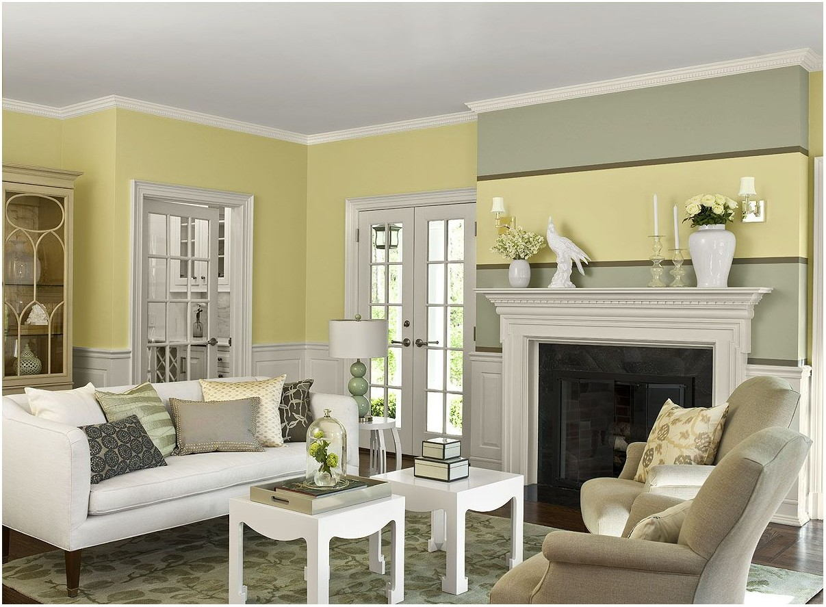 Living Room Interior Color Ideas