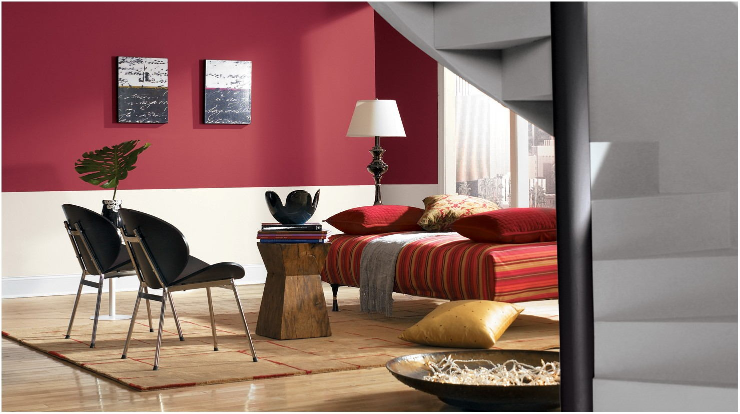 Living Room Paint Color Combos