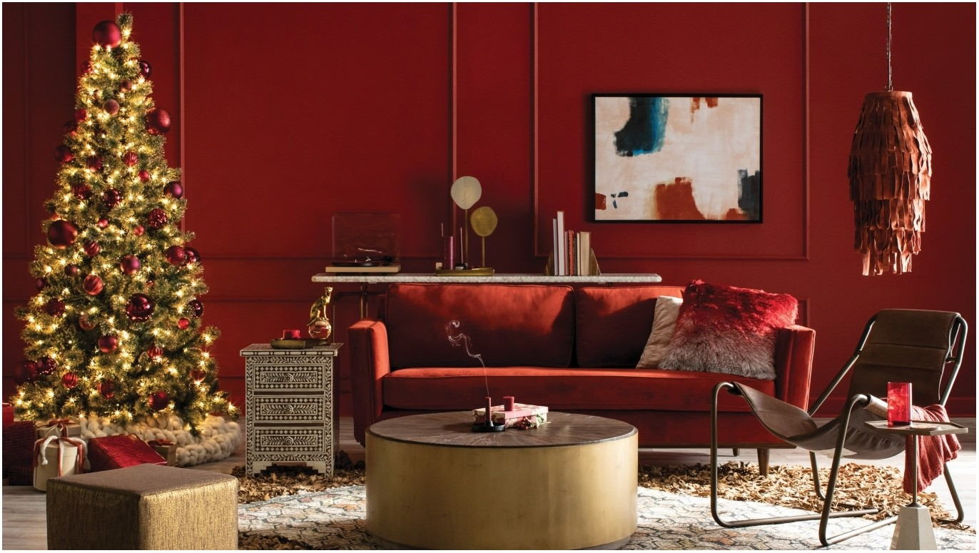 Living Room Paint Ideas With Red Sofa
