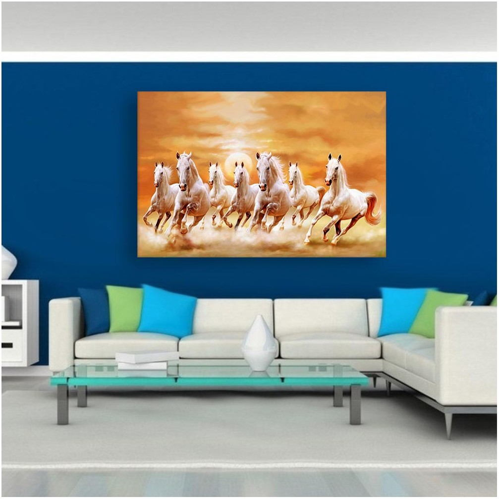 Living Room Painting Photos