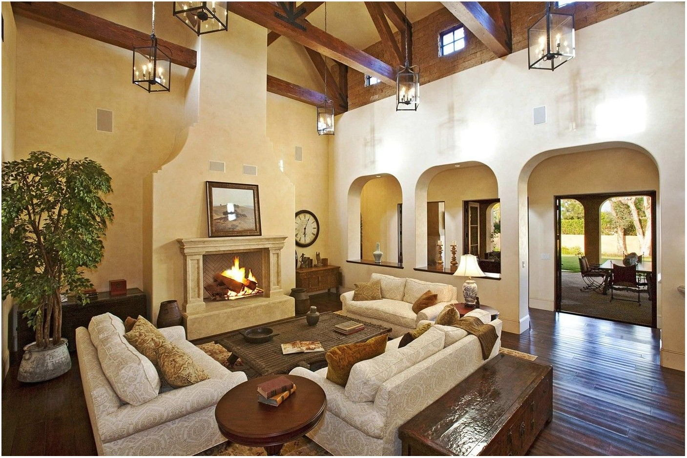 Mediterranean Paint Colors For Living Room