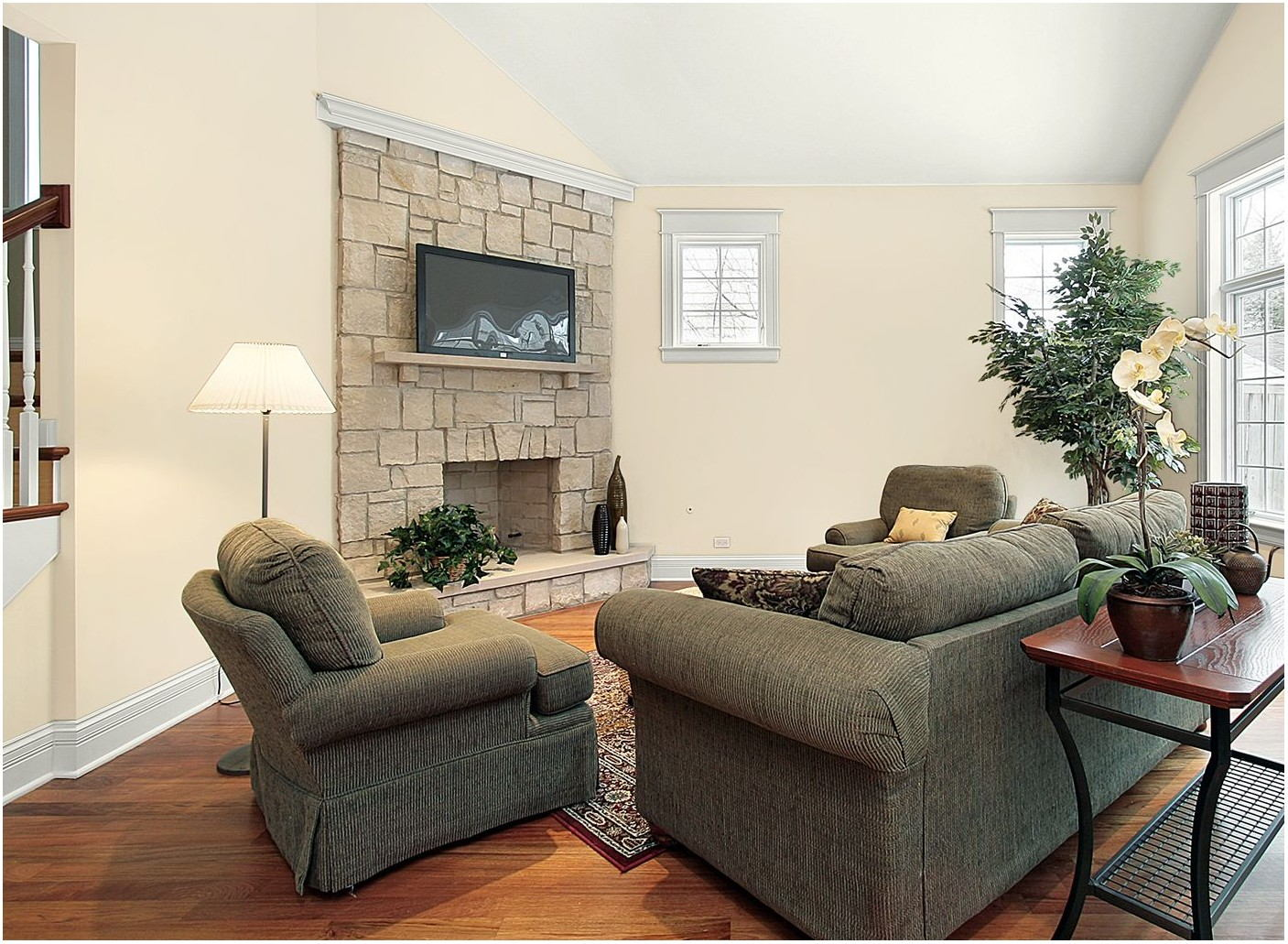 Modern Living Room Paint Colors 2015