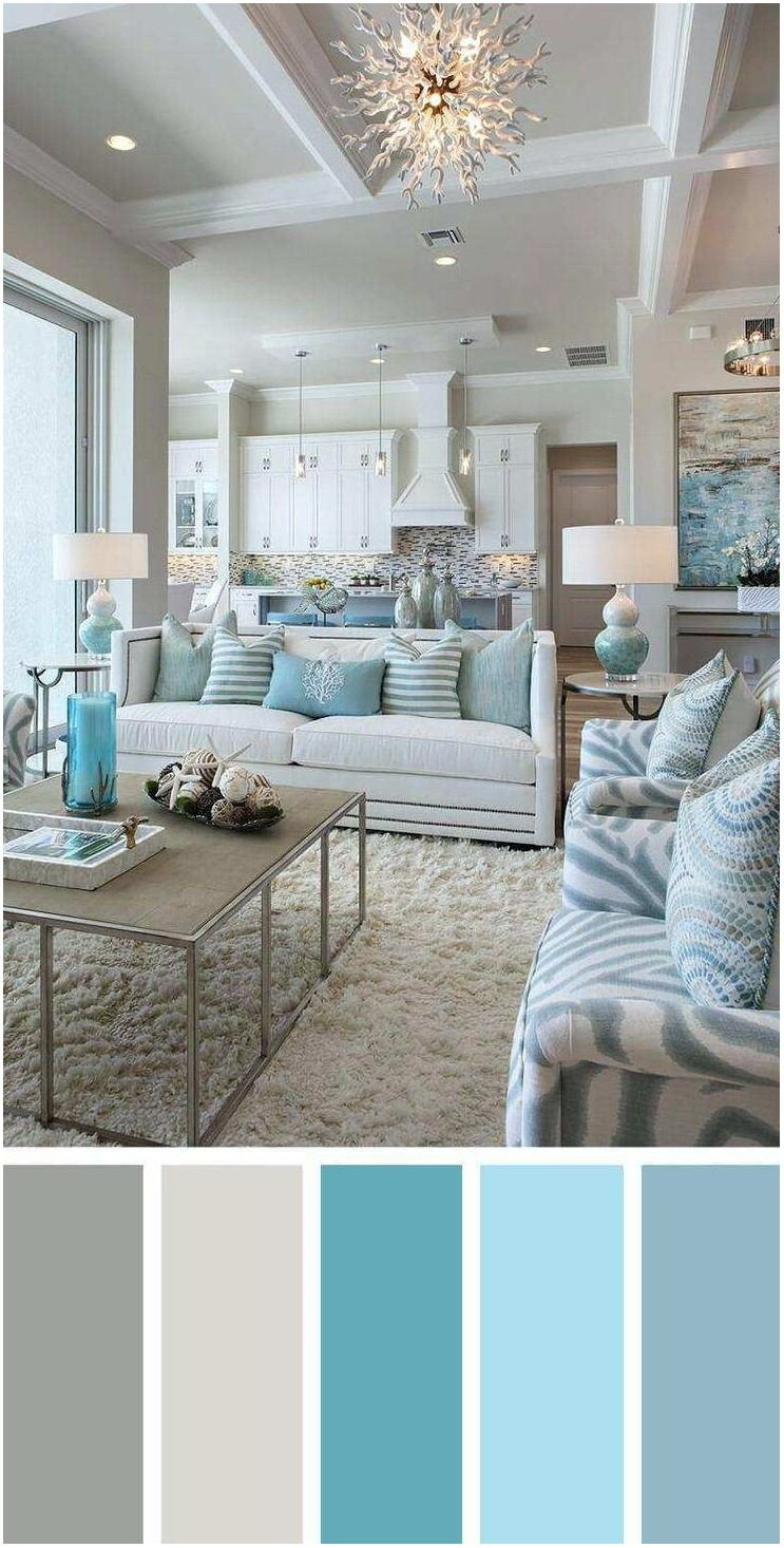 Paint Colors For Beach Themed Living Room