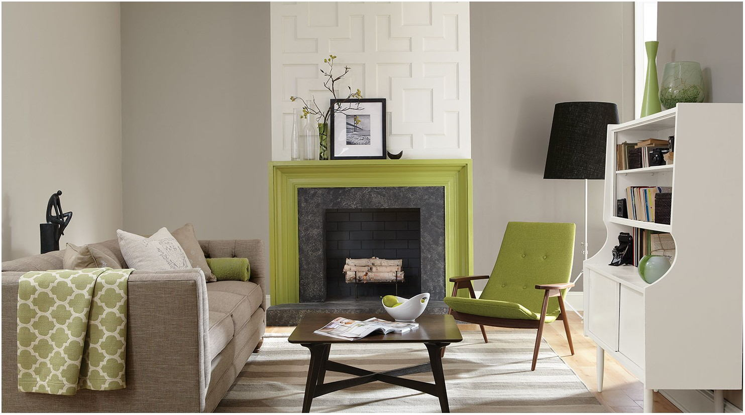 Pics Of Painted Living Rooms