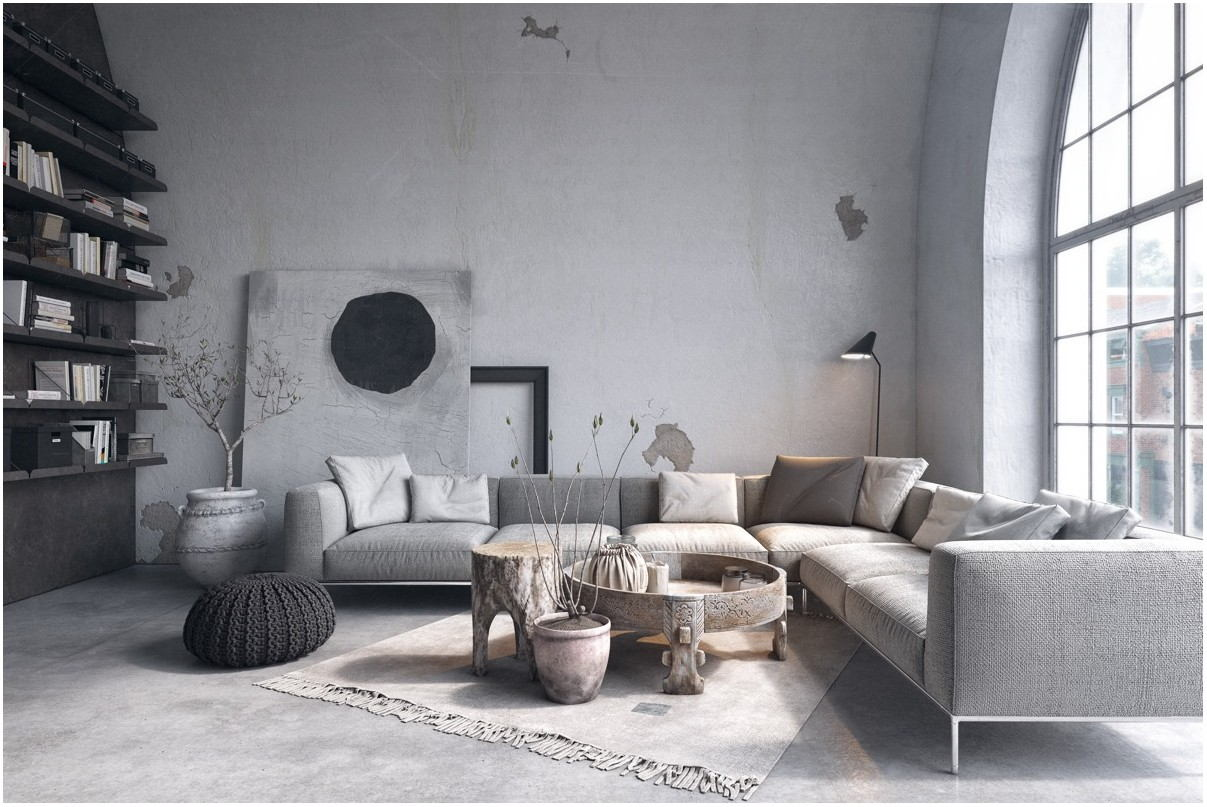 Pictures Of Gray Painted Living Rooms