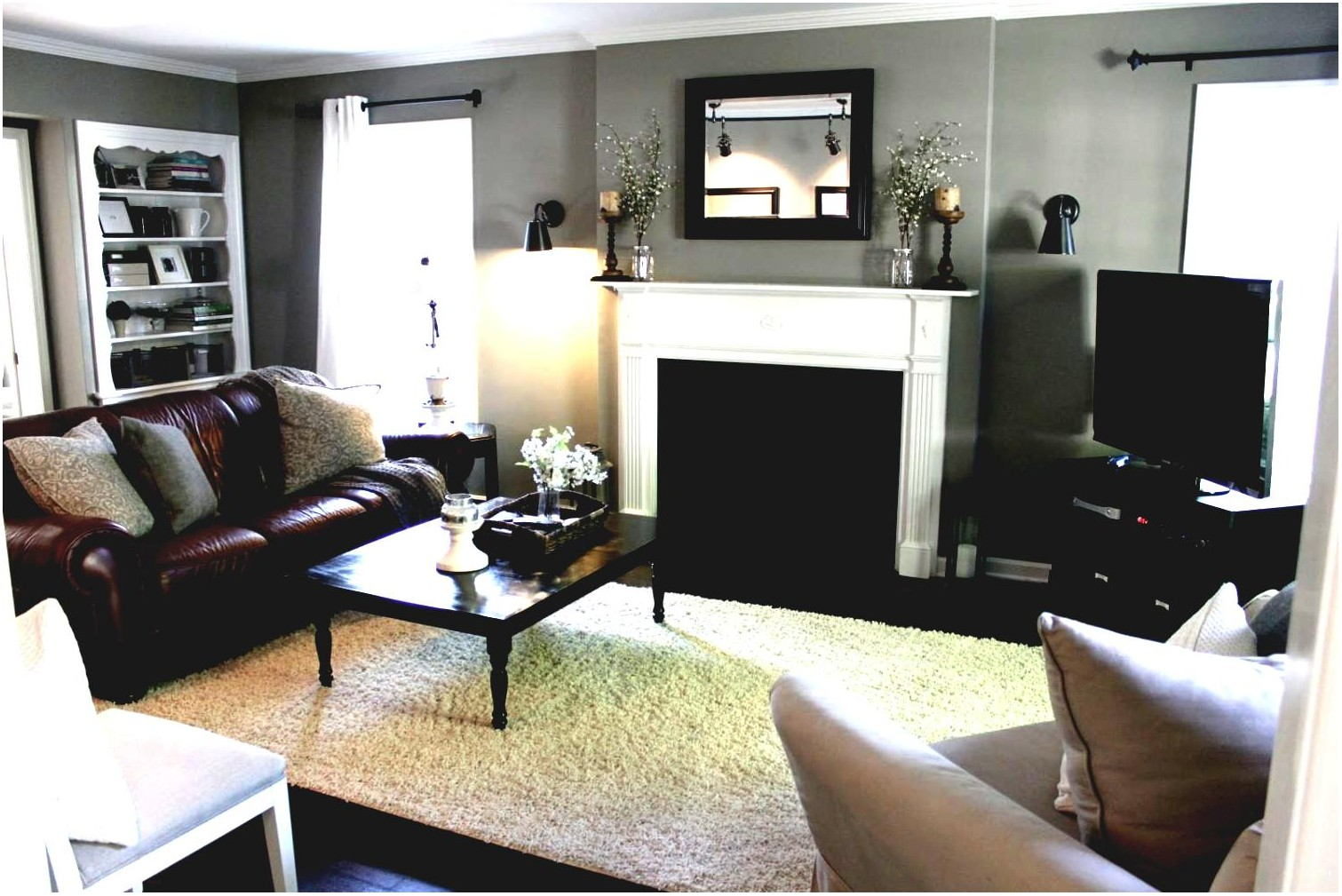 Popular Gray Paint For Living Room