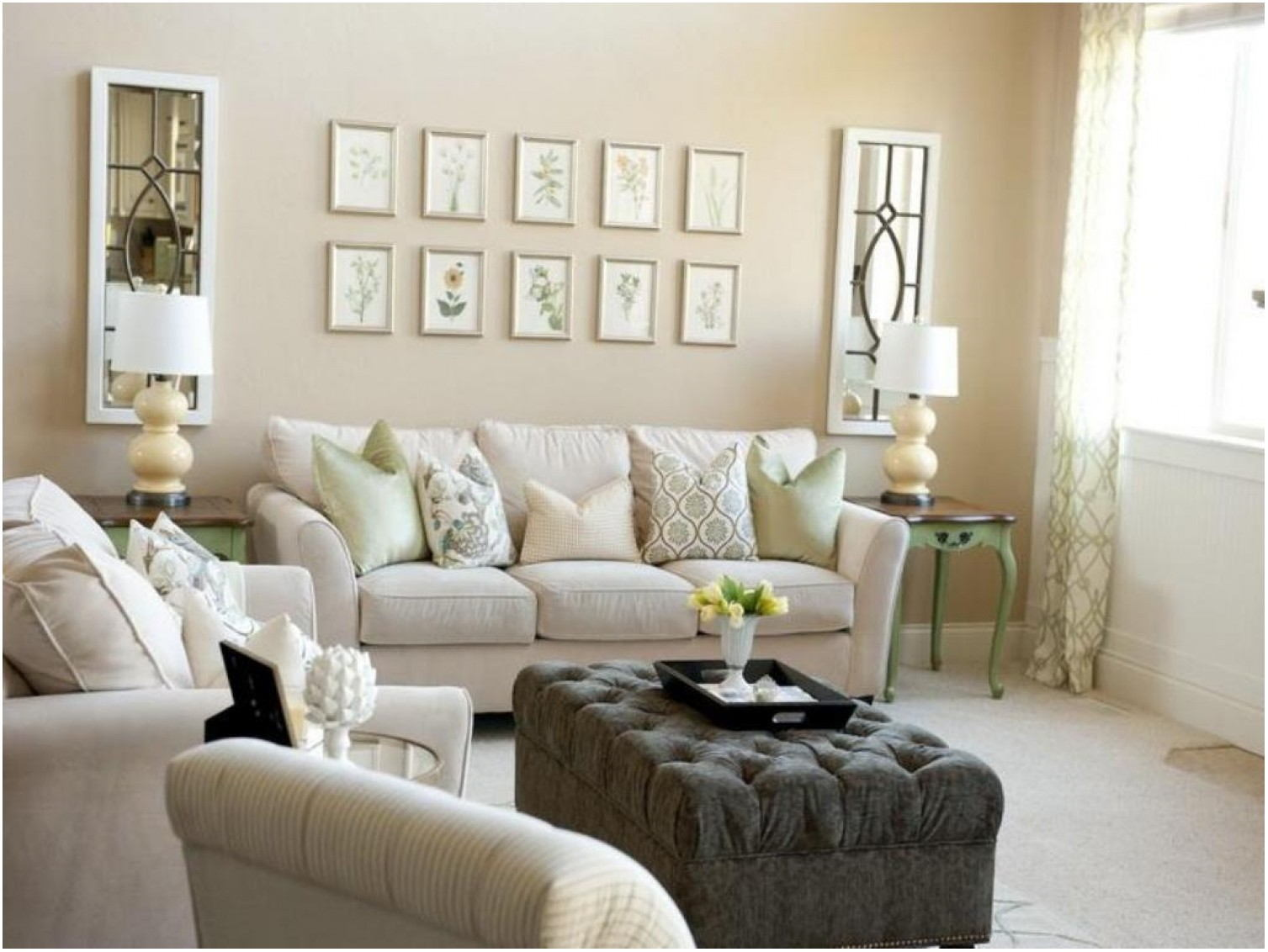 Popular Paint Colors For Small Living Rooms