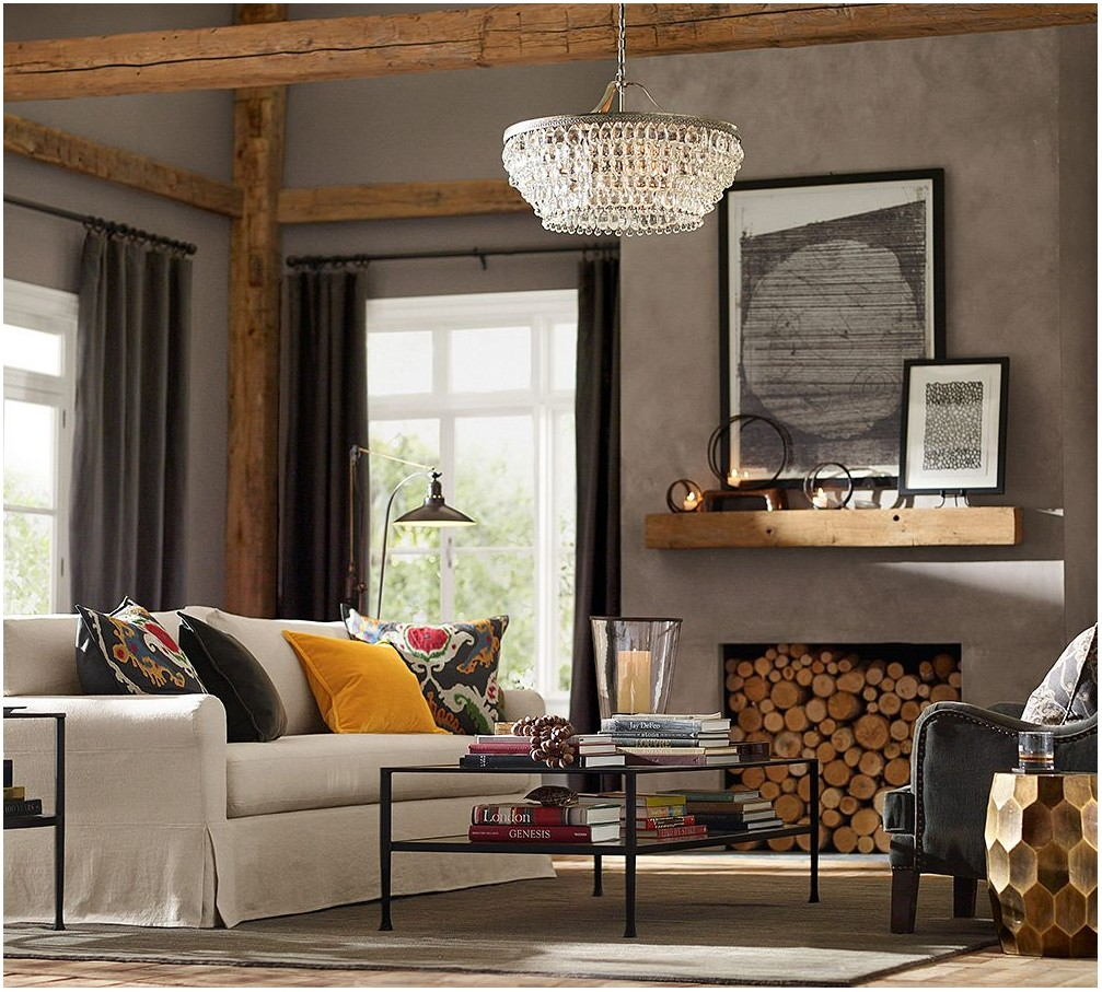 Pottery Barn Living Room Paint Ideas