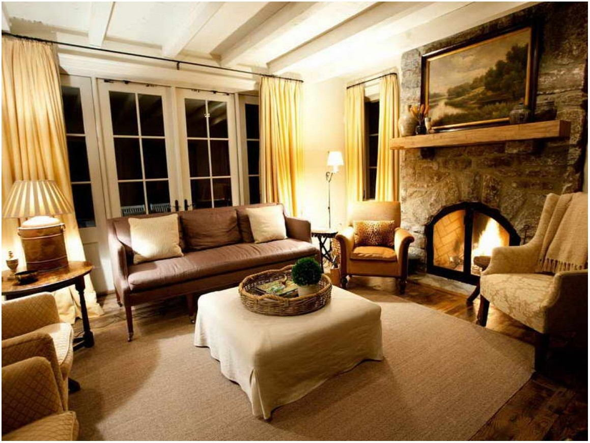 Rustic Living Room Paint Colirs