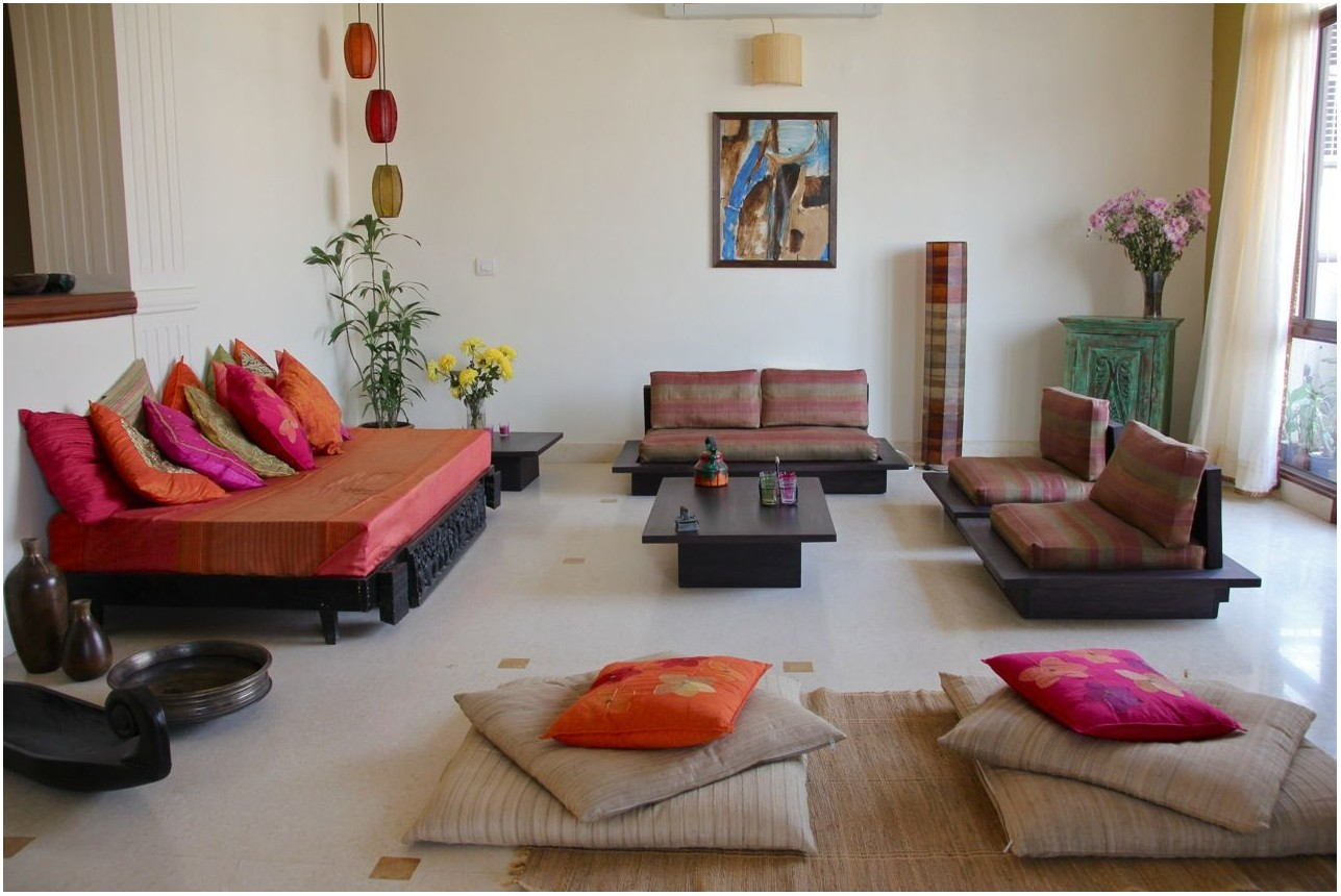 Small Living Room Interiors India