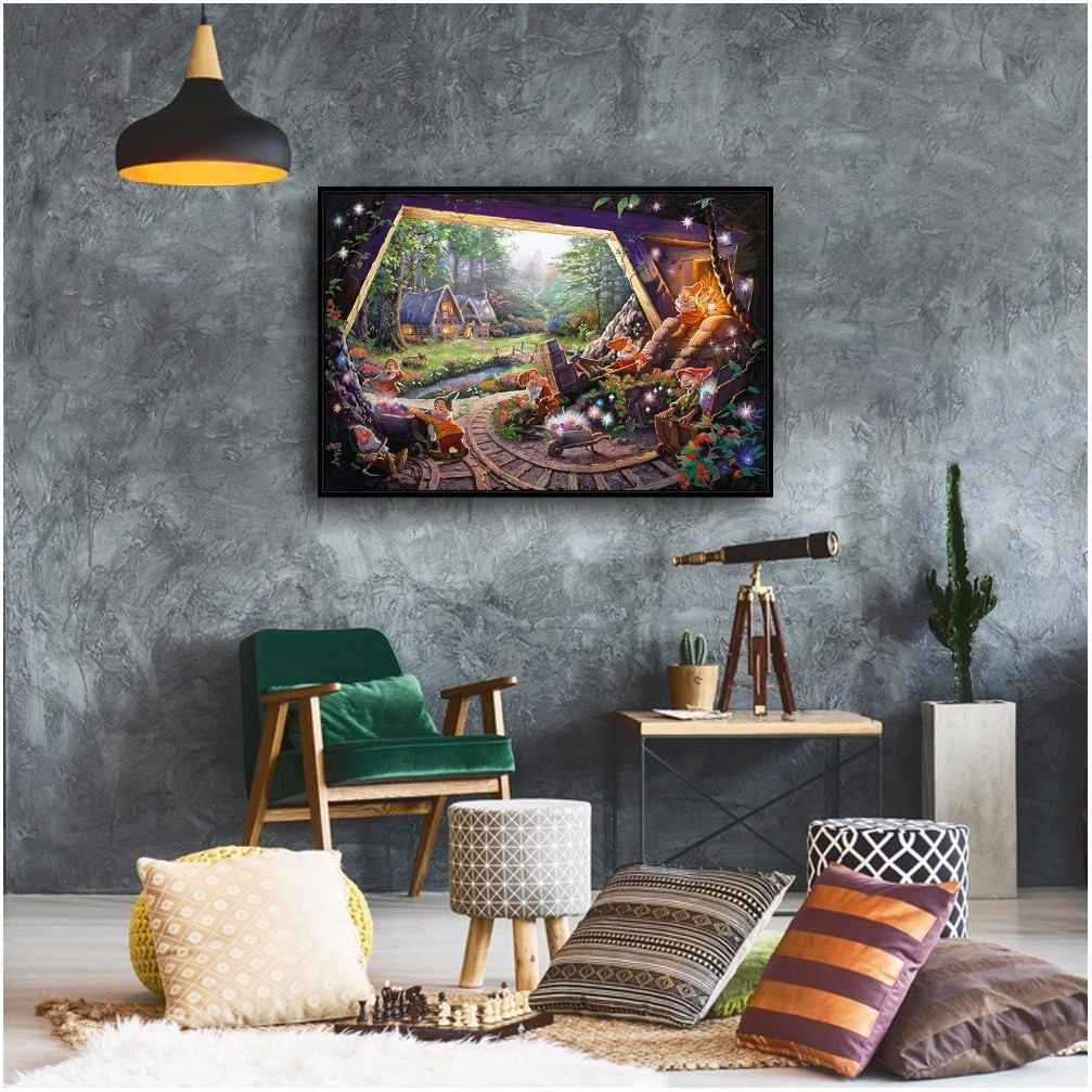Types Of Paintings For Living Room