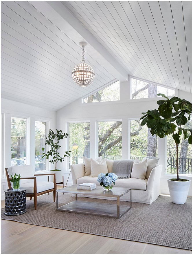 What Finish Paint For Living Room Ceiling