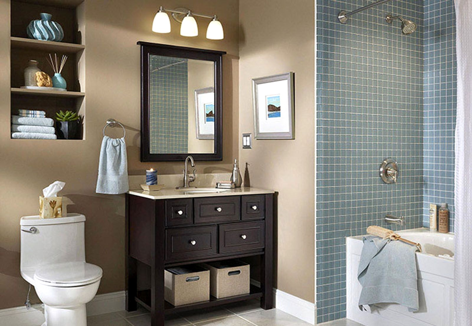 2018 Bathroom Wall Colors