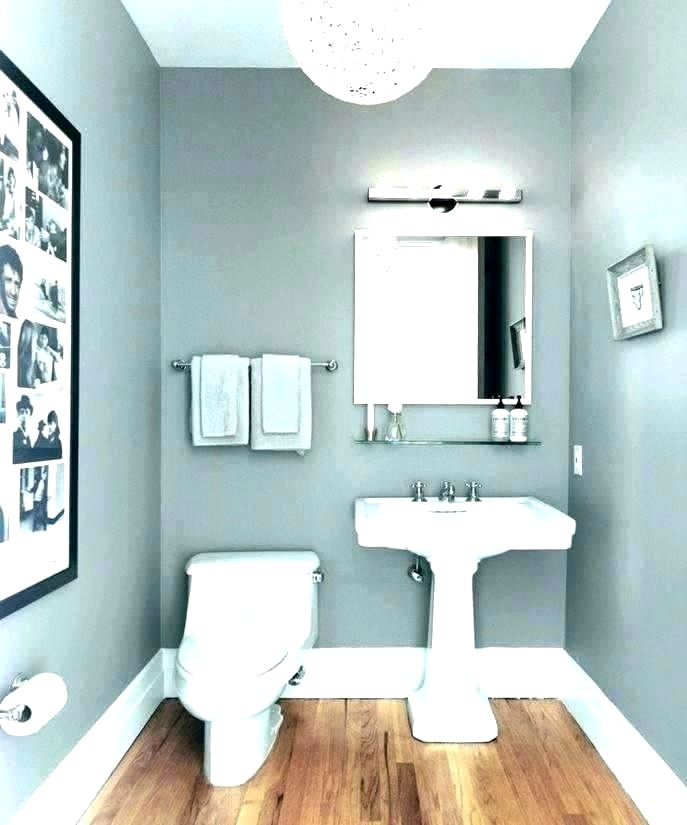 Bathroom Color Ideas Grey