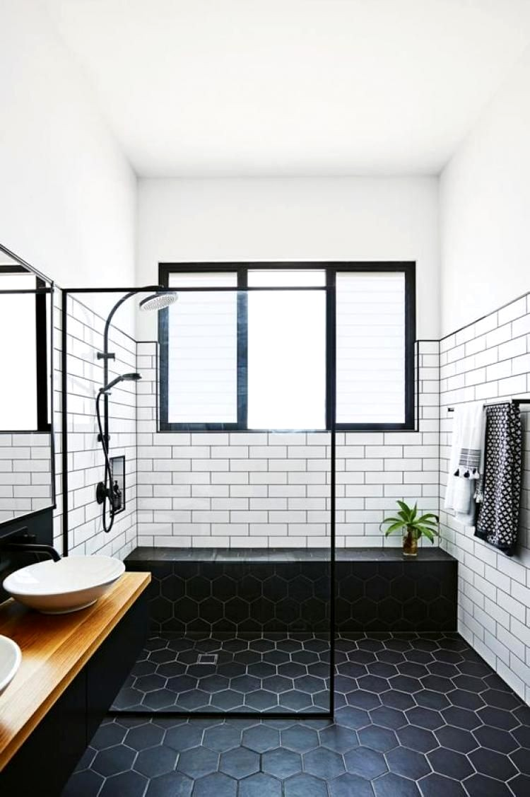 Bathroom Colors With White Tile