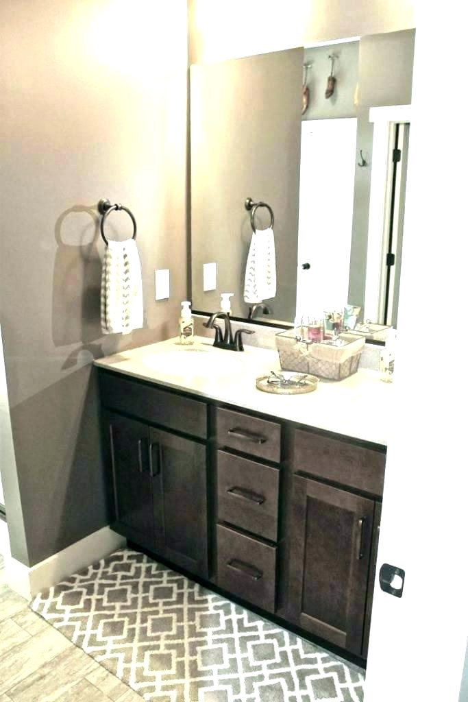Bathroom Paint Colors With Espresso Cabinets