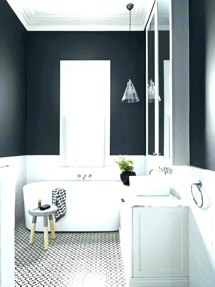 Bathroom Paint Colors With White Tile
