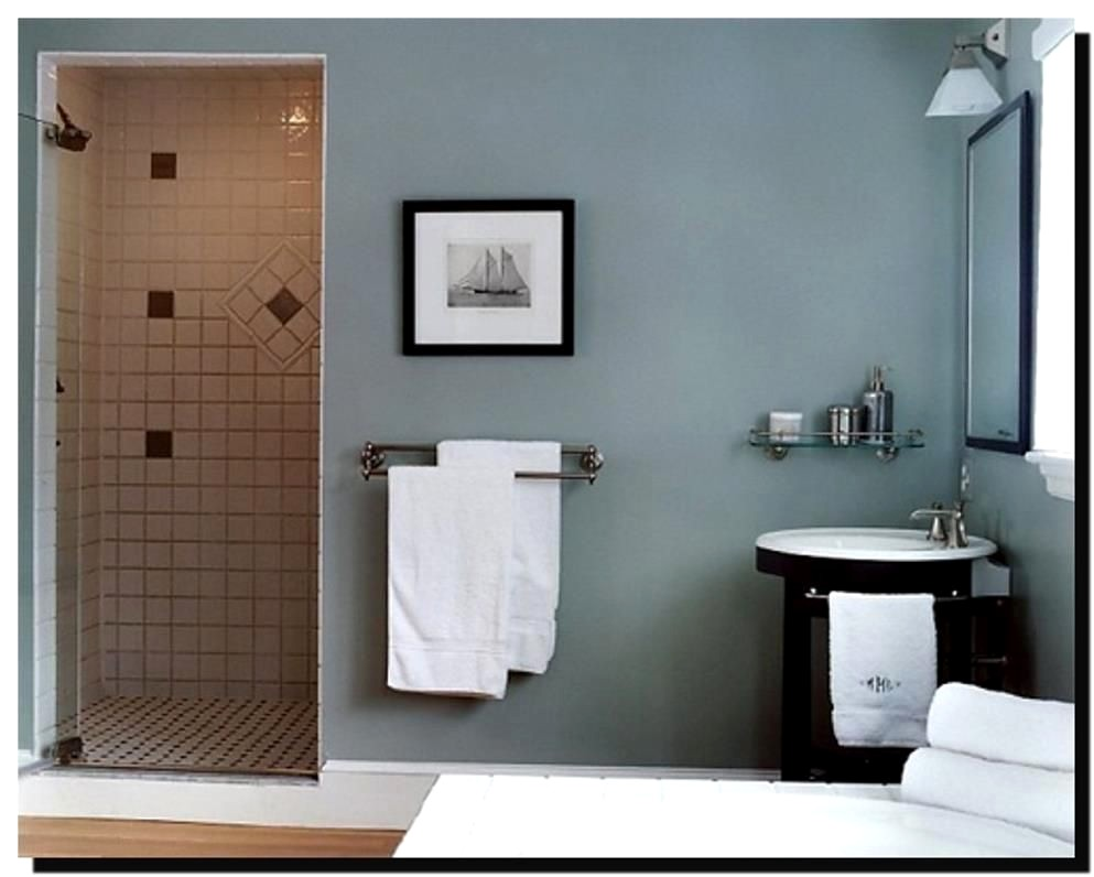 Best Paint Colors For Bathrooms 2019