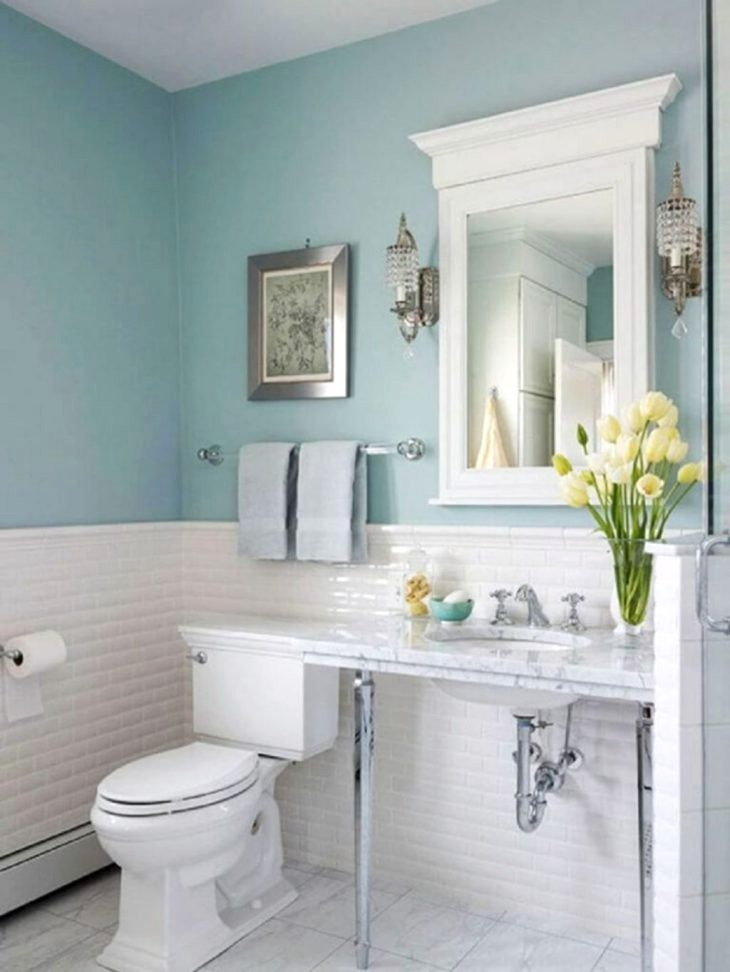 Colors For Your Bathroom