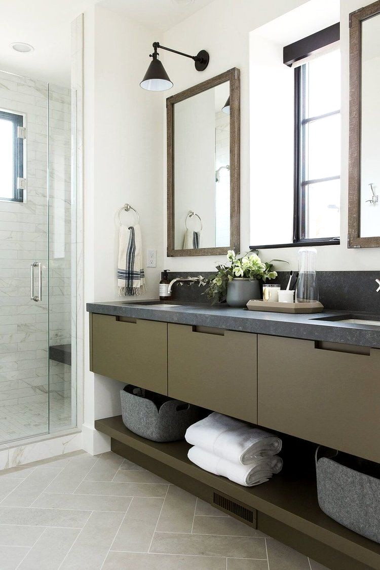 Colors To Paint Bathroom Cabinets