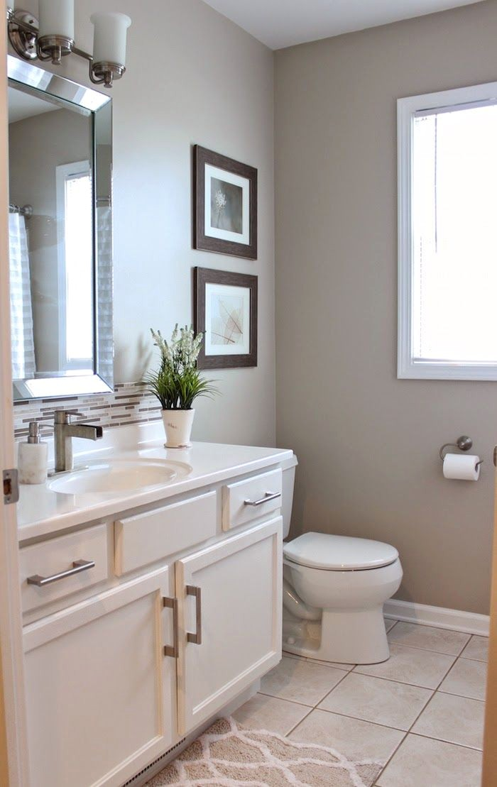 Paint Colors For Bathroom With Beige Tile
