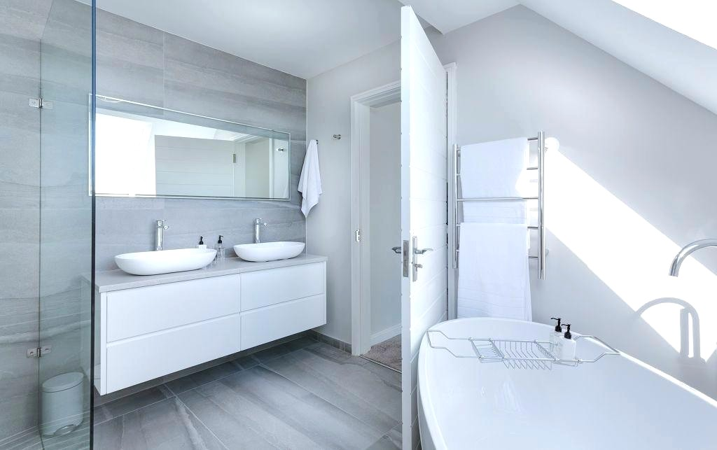 Paint Colors For Black And White Bathroom