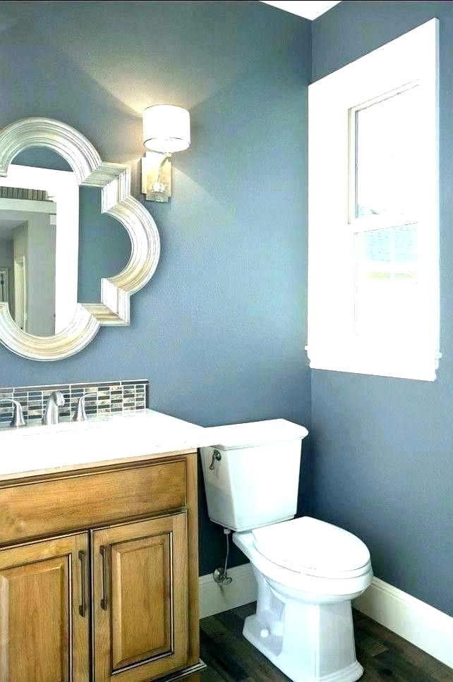 Popular Bathroom Wall Colors