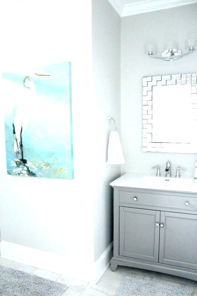 Popular Colors For A Small Bathroom