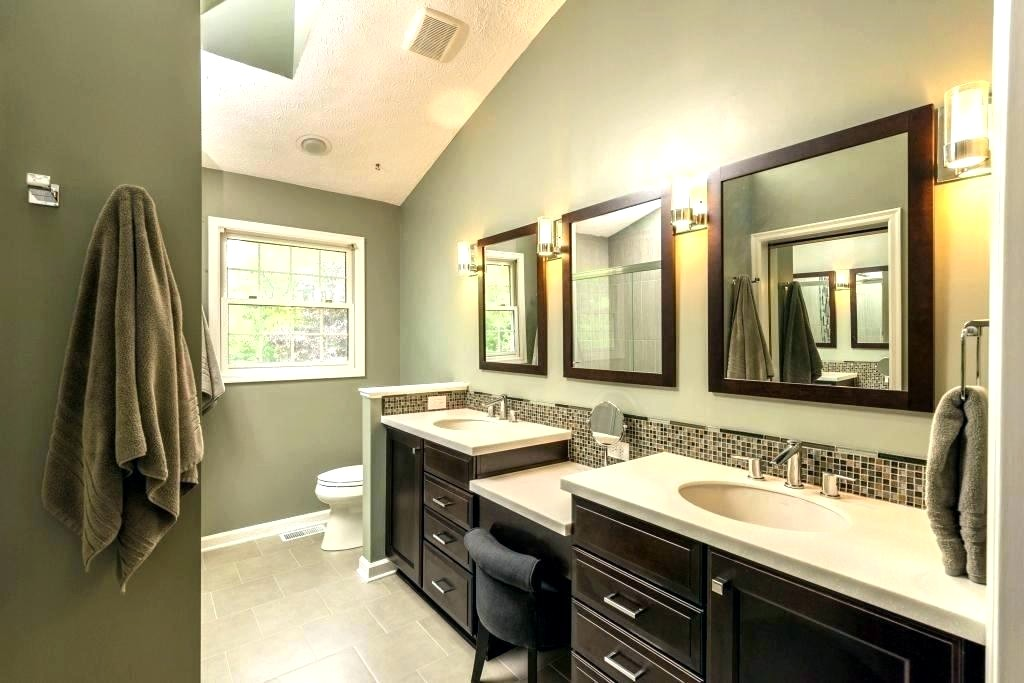 Popular Master Bathroom Colors