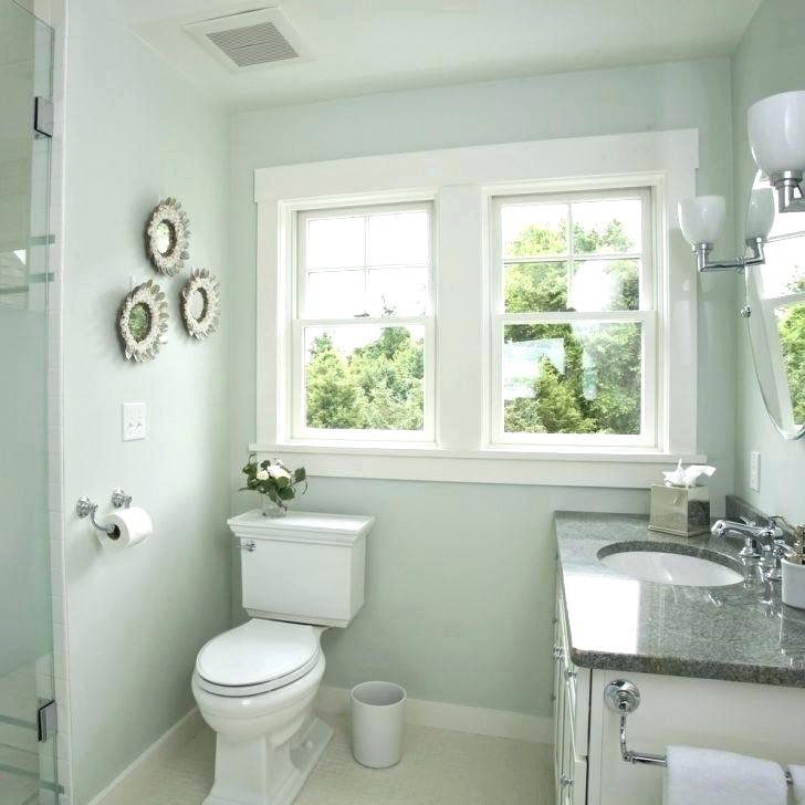 Small Bathroom Bathroom Paint Colors