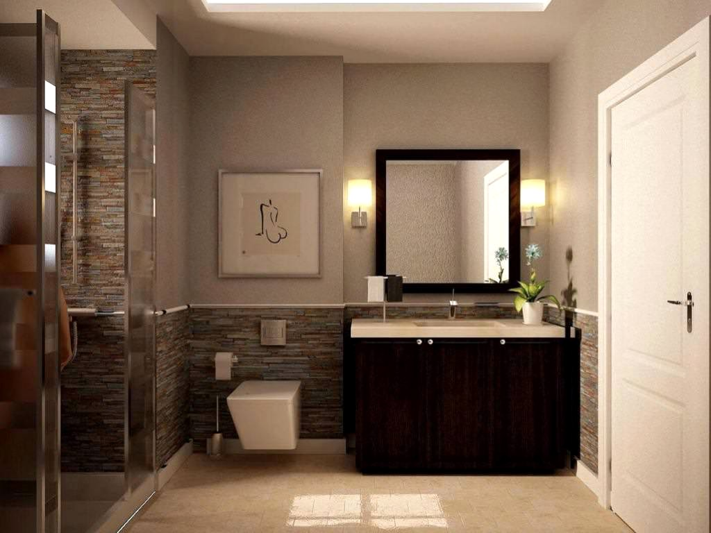 Small Bathroom Paint Color Schemes