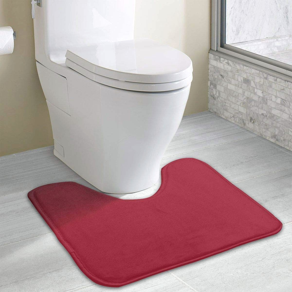 Solid Color Bathroom Accessories