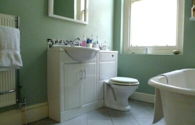 Suggested Bathroom Paint Colors