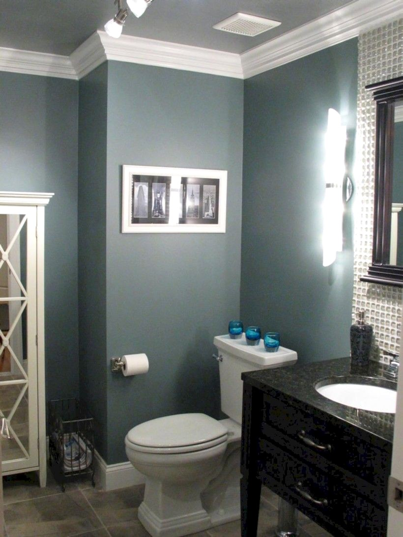 Vintage Bathroom Paint Colors