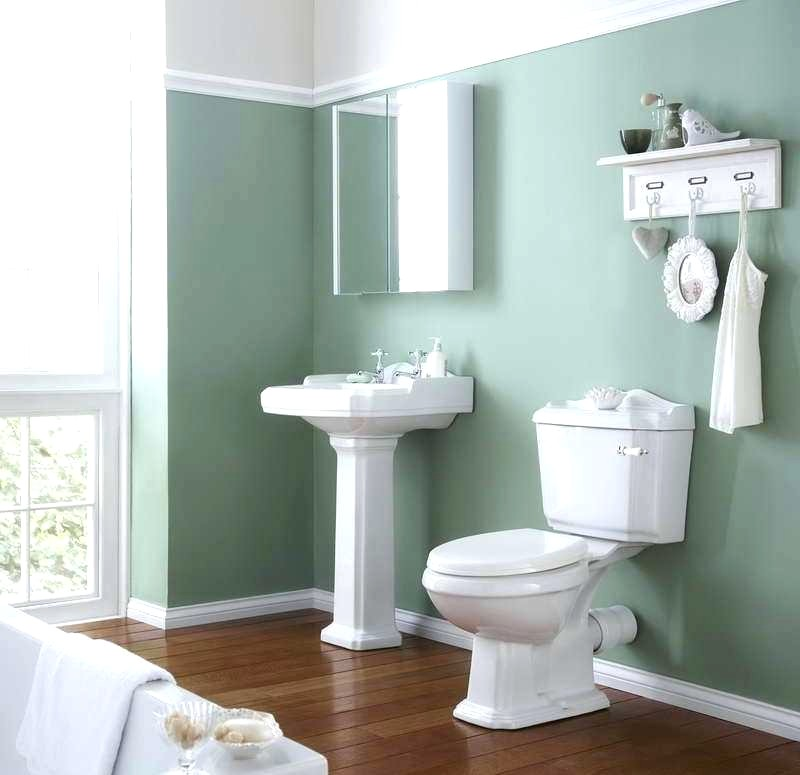 Warm Colors For Bathroom Walls