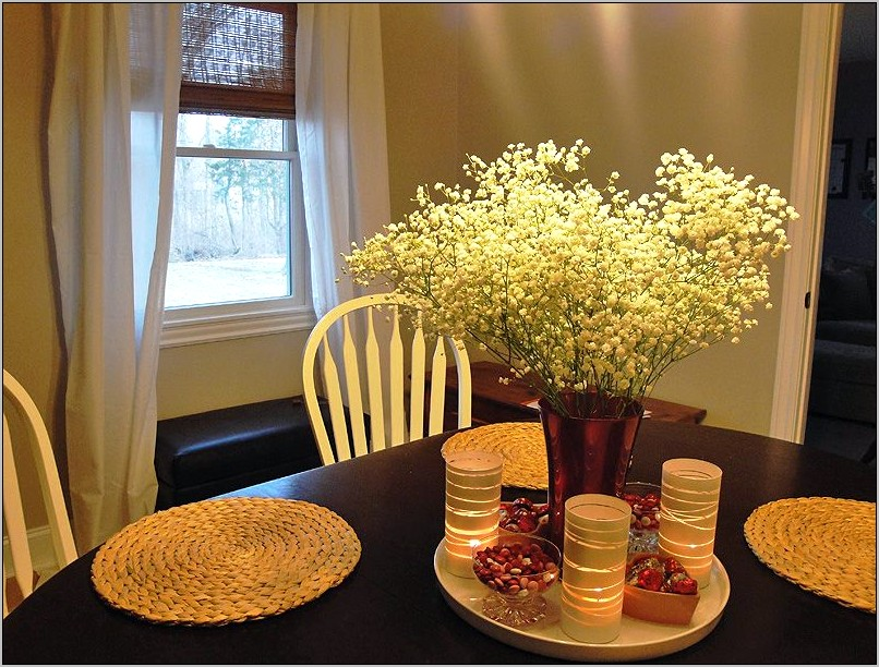 Centerpieces Ideas For Dining Room Tables