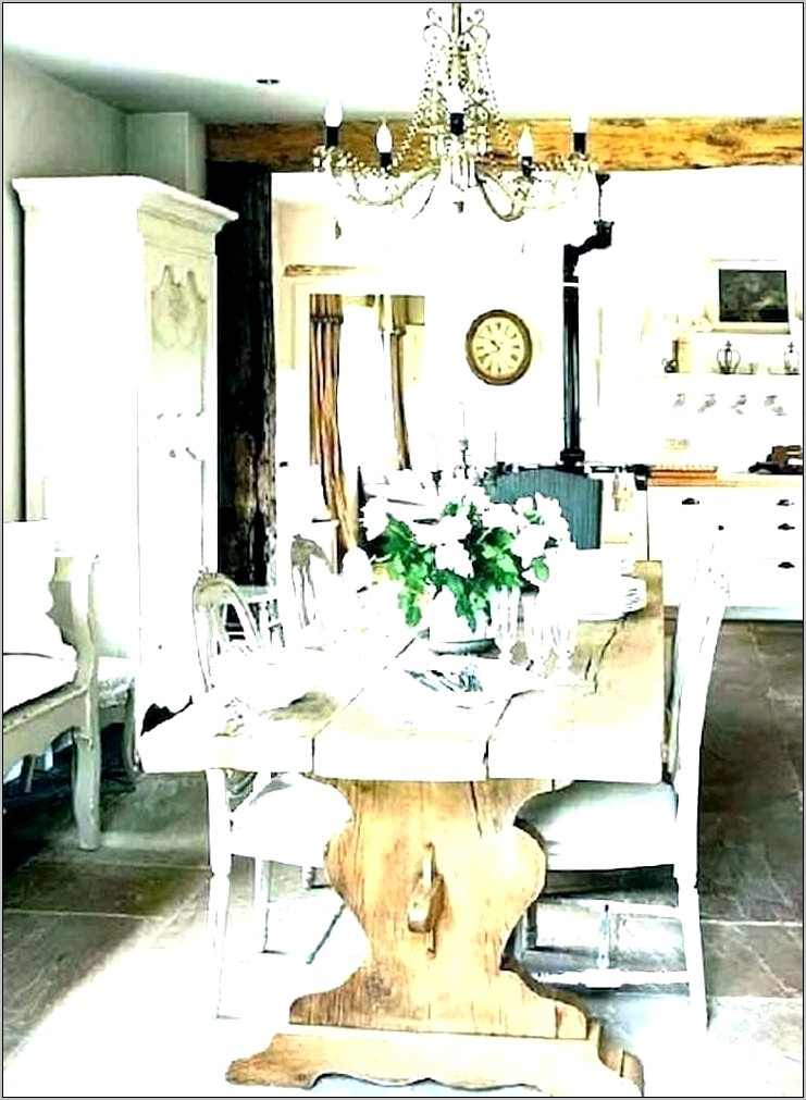 Country Style Dining Room Ideas