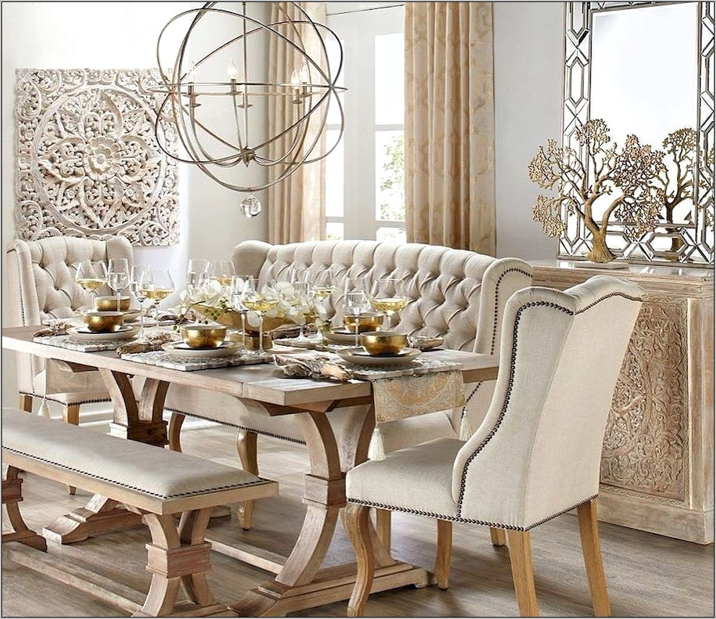 Cozy Dining Room Decorating